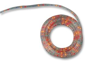 15 Metre Multicoloured Chasing Rope Light