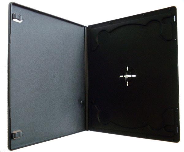 7mm Single Half DVD Cases ( Pack of 10 )