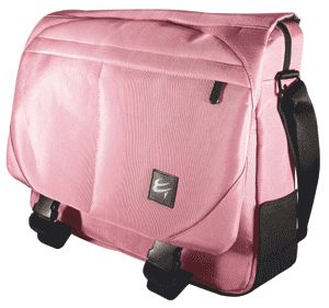 Case Gear: Messenger Style Shoulder Pack  - Pink