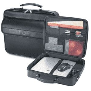 Case Gear: Pro-Case II 15.4 widescreen notebook - laptop bag - Carry case