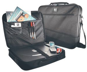 Case Gear: Procase Eco 15.4 widescreen notebook - laptop bag - carry case