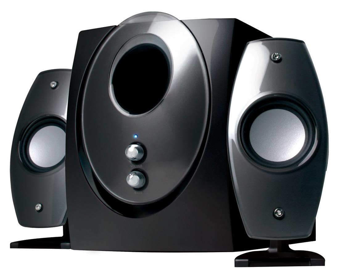 ... pc speakers sp 2001 black 2 1 pc speakers brand ace these speakers can