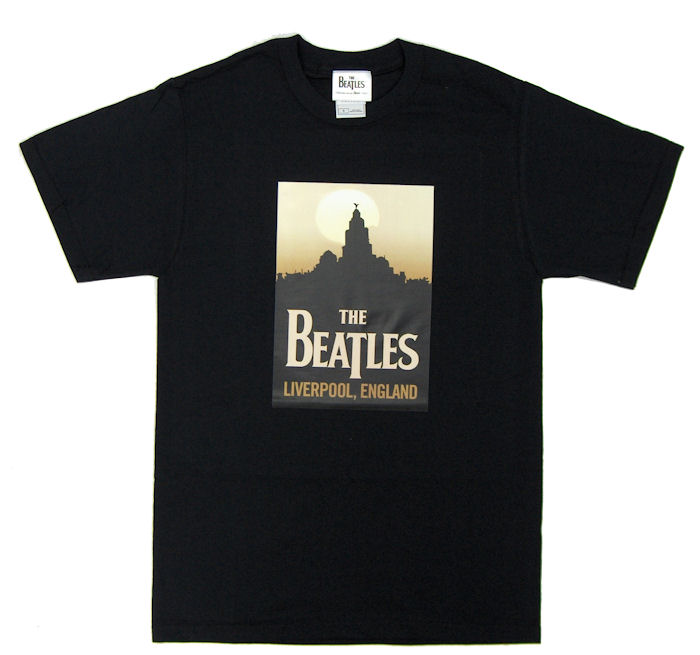 liverpool shirt the beatles