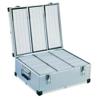 420 Disc Aluminium DJ Style Case by Neo Media